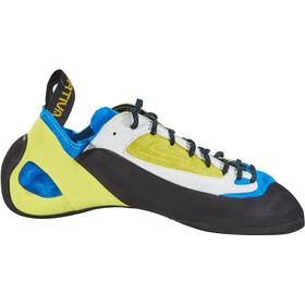 La Sportiva Finale - Chaussures d'escalade - jaune/bleu
